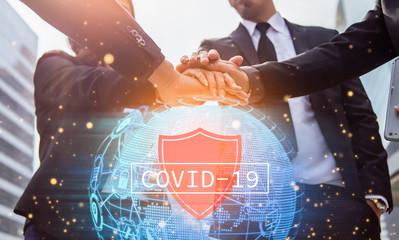 COVID-19 : Quand les cadres bénévoles de CTP13 aident les entreprises
